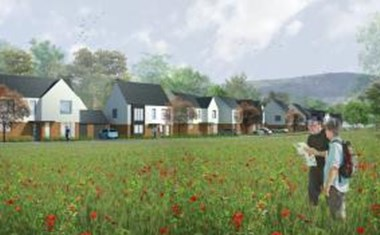 Torfaen residents invited to view Mamhilad regeneration plans
