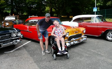 Mamhilad Park Estate hosts inaugural charity classic car show